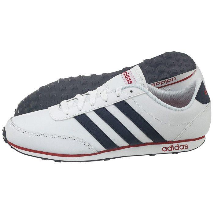 adidas Neo Męskie V Racer Buty Sportowe Biały