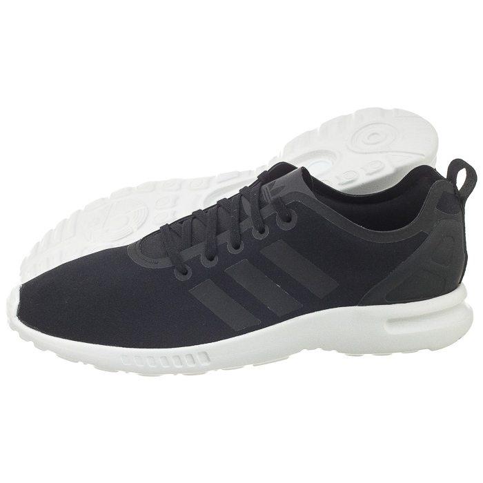 adidas zx flux smooth damskie czarne
