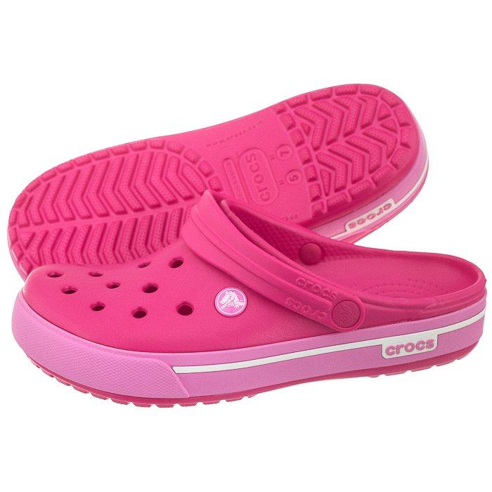lepszy w magazynie dobrze out x Klapki Crocs Crocband 2.5 Clog Candy Pink 12836-6LR w ...