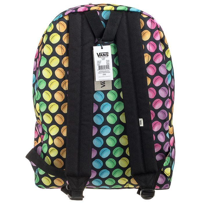 VANS Vans Realm Backpack Plecak Damski VNZ0IFA