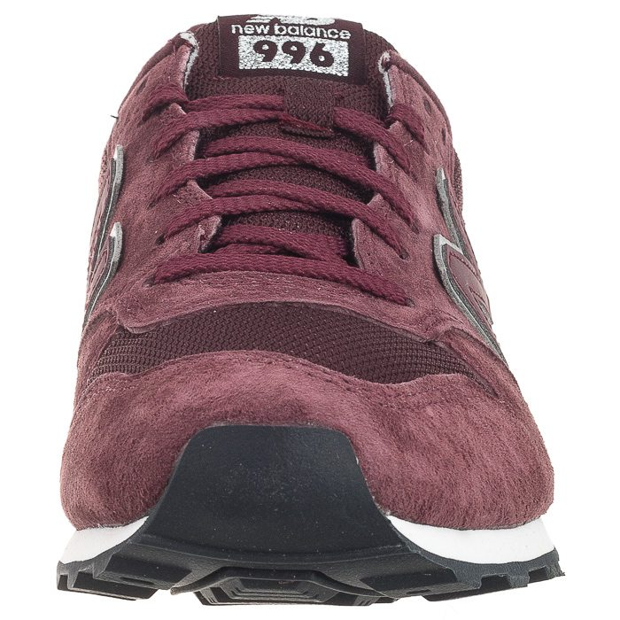 new balance damskie bordowe 996