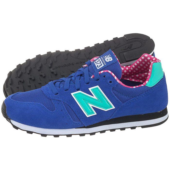 new balance 373 damskie niebieskie