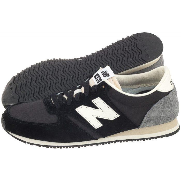 new balance 420 damskie czarne