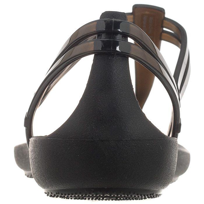 Sandały Crocs Isabella T strap Black 202467 001 w ButSklep.pl