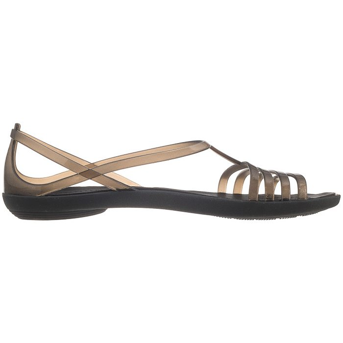 Sandały Crocs Isabella Sandal W Black 202465 001 w ButSklep.pl