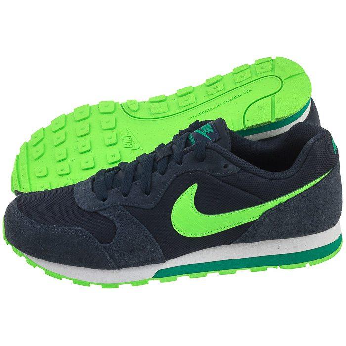 Ogromny Buty Nike MD Runner 2 (GS) 807316-403 w ButSklep.pl GB39