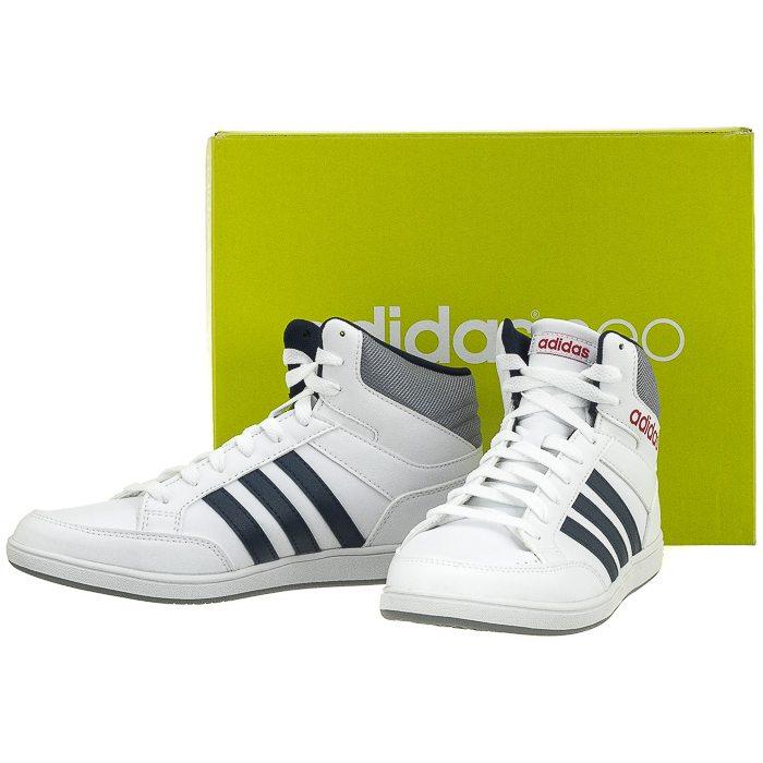Buty adidas Hoops VS MID K F99188 w ButSklep.pl
