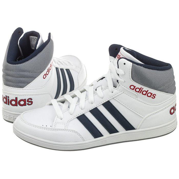 trampki męskie Adidas hoops vs mid