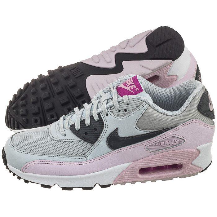 Nike Air Max 90 Damskie Różowy Szary