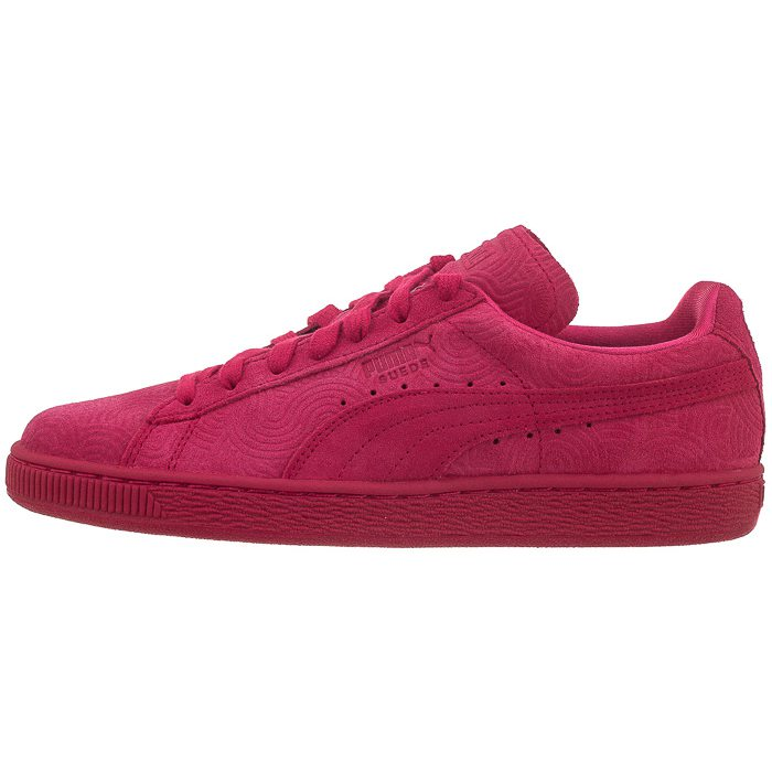 Buty damskie BUTY PUMA SUEDE CLASSIC COLORED 360584 02 PL
