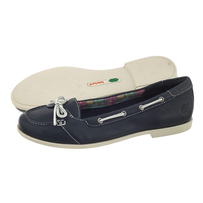 Mokasyny Timberland Cornish Navy 8768A