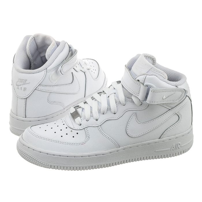 buy popular 85035 9173e Buty Nike AIR Force 1 Mid (GS) 314195-113 w ButSklep.pl