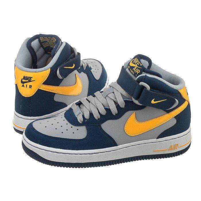 naprawdę wygodne hurtownia online przemyślenia na temat Buty Nike AIR Force 1 Mid (GS) 314195-027 w ButSklep.pl
