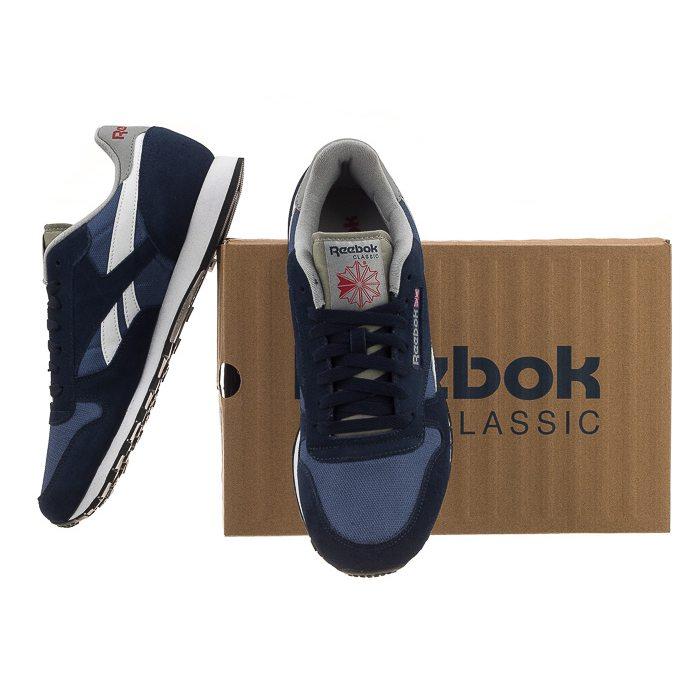 Buty Reebok Classic Sport Clean V67304 w ButSklep.pl