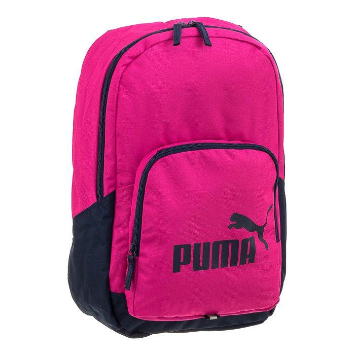 72cc0cdd6b29e Plecak Puma Phase Backpack Fuchsia Purple 073589-09 w ButSklep.pl