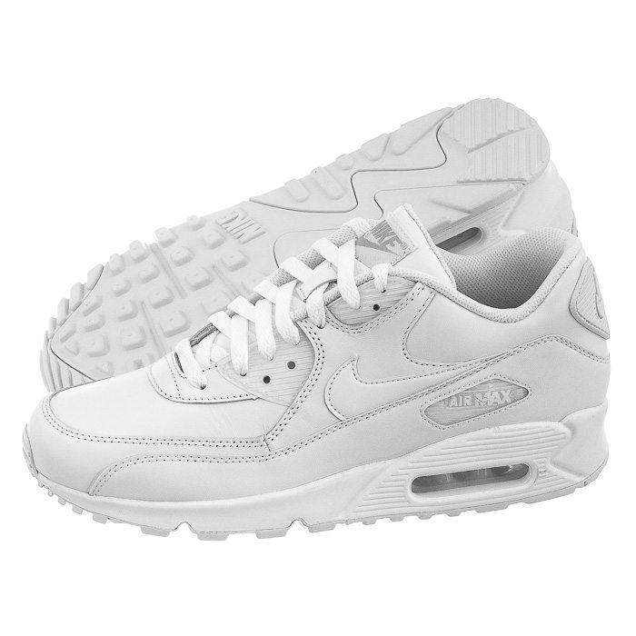 Buty Damskie, M?skie Nike Air Max 90 Leather 302519 113