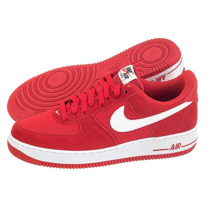 nike air force 1 damskie bordowe
