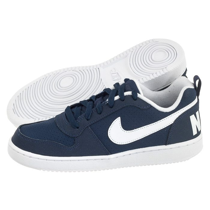 Buty Nike Court Borough Low (GS) 839985 001 w ButSklep.pl