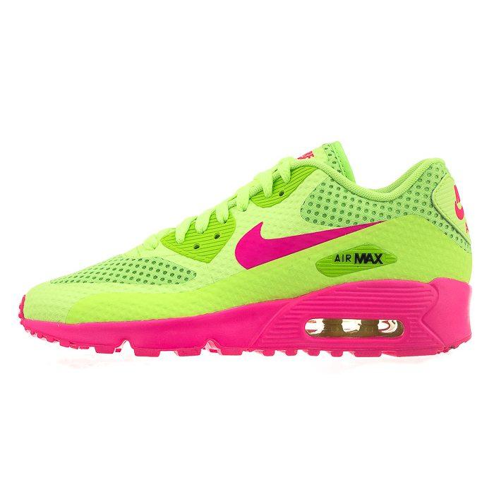 Buty Nike Air Max 90 BR (GS) 833409 300 (NI710 b) Ceny i