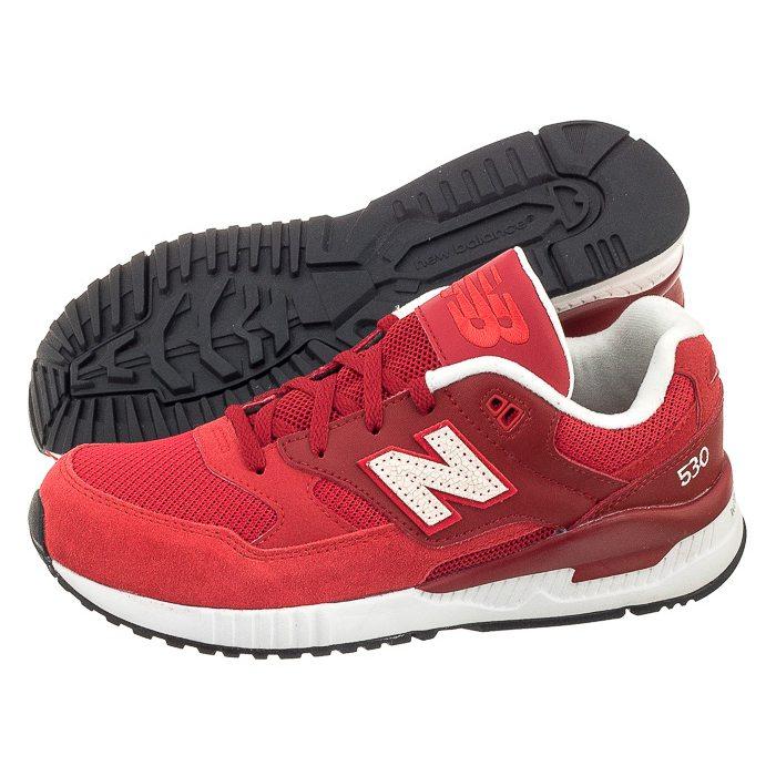 new balance 530 damskie czerwone