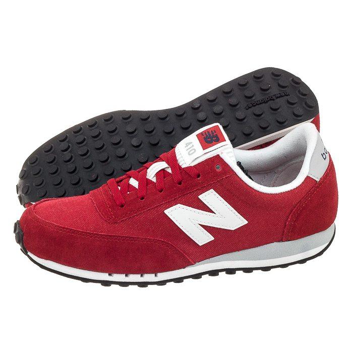 new balance czerwone 410