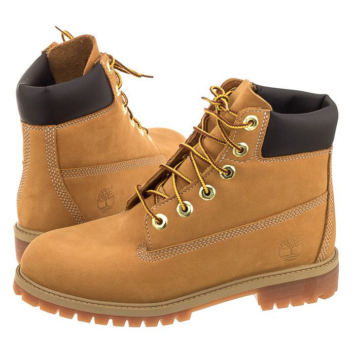 4ee79bf1546fc Trapery Timberland 6 IN Premium 12909 w ButSklep.pl