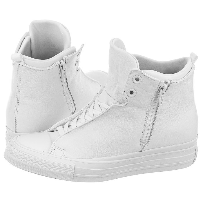 Sneakersy Converse CTAS Selene Monochrome Leather 553327C