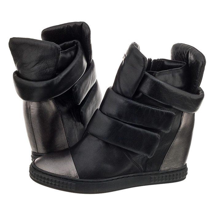 Sneakersy Carinii Czarne B3493 w ButSklep.pl