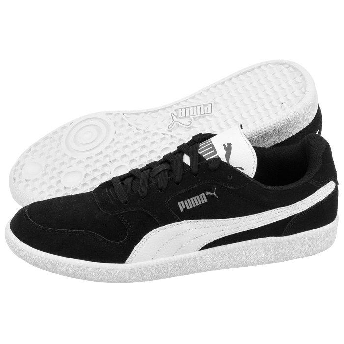Buty Puma Icra Trainer SD czarno białe 356741 16 | sklep