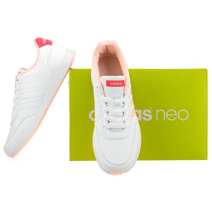 Buty adidas damskie vs switch 2.0 k aw4102 białe Zdjęcie