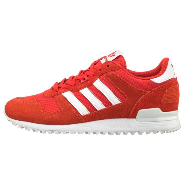 buty adidas zx 700 czerwone