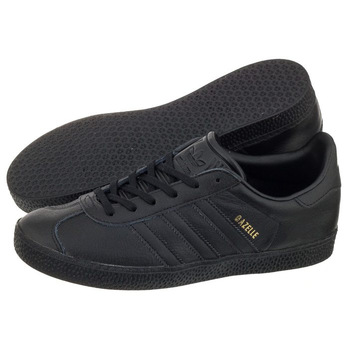 Buty adidas Gazelle J BY9146 CblackCblackCblack