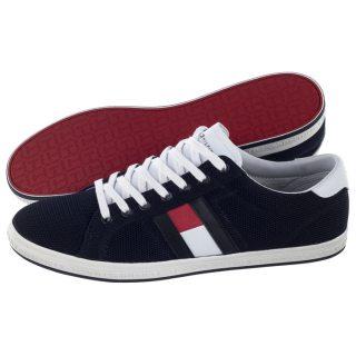 2d8d77c3aaa8cc Sneakersy Tommy Hilfiger Essential Flag Detail Snaker FM0FM02202 403  Midnight