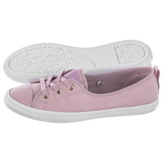 0e7d5031ff773 Tenisówki Converse CT All Star Ballet Lace Slip Plum Chalk/Washed Lilac  564314C