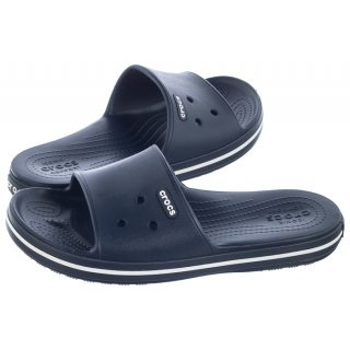 d6336a33c Klapki Crocs Crocband III Slide Navy White 205733-462. 36 37 37 38 38 39 ...