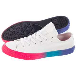 17c584152d5fc Trampki Converse CT All Star OX White/Racer Pink/Black 664198C