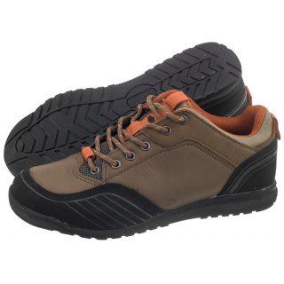 buty mcarthur męskie czarne