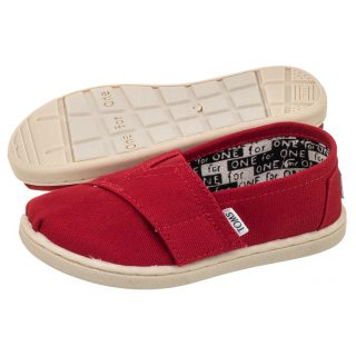 Classic Red Canvas 013001D13 (TS6-b)